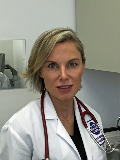 Olga Leonardi, M D , Manhattan Endocrinologist - About Manhattan
